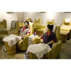 Detox Foot Steam And Massage For Two CR-HTH200