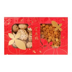 官燕棧皇牌禮盒(元貝+花菇) CR-IBN-21305759999