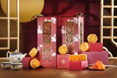 海景嘉福洲際酒店海景軒 - 迷你流心奶黃月餅 (六件裝) CR-ICGS-MLCMC2021