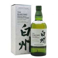 Hakushu Distillers Reserve Japanese Single Malt Whisky 70cl CR-JBCL003-CNY