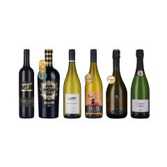 Laithwaites Direct Wines – 6-bottle All-in-one Party Essentials (Red