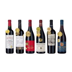 Laithwaites Direct Wines - 6-bottle Accoladed French Reds CR-LDW-014