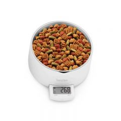 Terraillon 2-in-1 二合一寵物食物磅 CR-LINK002