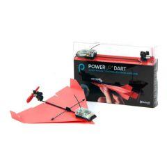 PowerUp DART 智能手機遙控紙飛機 (紅色) CR-LINKP10
