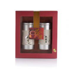 菁雲-雲茶禮盒(紅)  CR-LKHKC002