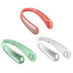 Momax iFan8便攜式掛頸風扇 (綠色/白色/粉紅色)