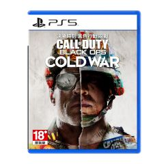 CR-N-4124741 PlayStation®5遊戲軟件《Call of Duty: Black Ops Cold War》(ELAS-10033)