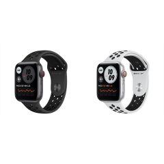 Apple Watch Nike Series 6 (GPS + 流動網絡) 44亳米鋁金屬錶殼配上Nike運動錶帶(2020)
