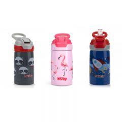 Thirsty Kids 小童不鏽鋼水壺 CR-NB1338