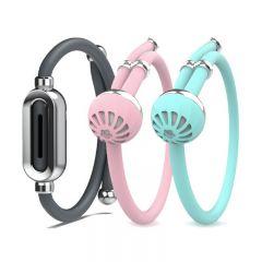 Pico Life 時尚驅蚊手環 (黑色/藍色/粉紅色) CR-PICOLIFE_BAND-O2O