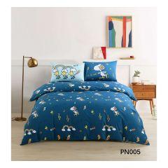 Casablanca PEANUTS 780 Threads Cartoon Cotton Series Bed Set  #PN005GBS CR-PN005GBS