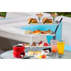 V bar & lounge of Regal Kowloon Hotel – Andros Afternoon Tea Set (for 2 persons) CR-Regal-Tea002