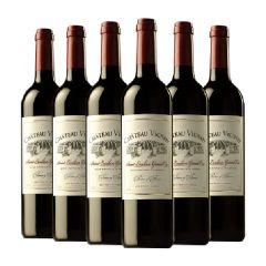 Chateau Vignot Saint Emilion Grand Cru 2012 - 6 Bottle Pack CR-watsonwn-001-CNY