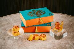 (商品自取)營致會館 - 迷你酥皮奶黃月餅禮盒 (六件裝)