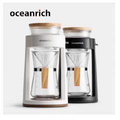 Oceanrich - Pour Over Coffee Maker (Black / White) CR8350BD CR8350BD