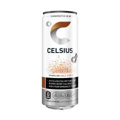 Celsius 高咖啡因能量飲品 330ml - 氣泡可樂 CSSHCRENDRSCL330ML