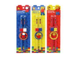Oxford Creation-鉛筆及橡皮擦套裝(一套三件) CT17FW1015