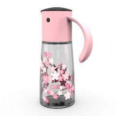 Cuisipro - 自動開合玻璃油壺 350ml - 櫻花粉紅 CU_74783250