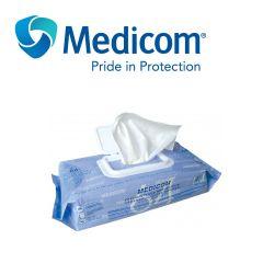Medicom Pre-Moistened Washcloths (64pcs) CW400002