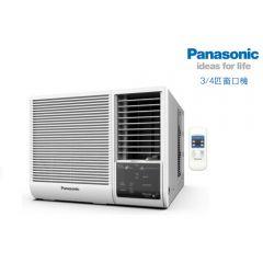Panasonic 樂聲牌 R32雪種窗口式空調機 (3/4 匹(附無線遙控型號)) CWXN719JA CWXN719JA