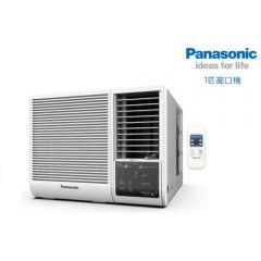 Panasonic 樂聲牌 R32雪種窗口式空調機 (1 匹(附無線遙控型號)) CWXN919JA CWXN919JA
