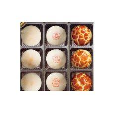 ChenYunPaoChuan - Centennial Shop in Taiwan-3 in One Box (9pcs in one box) CYPC000020