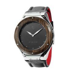 NOVE Craftsman Swiss Made Quartz Watch Silver for Men D001-01 D001-01