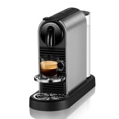 Nespresso - D140 Citiz Platinum Coffee Machine (Stainless Steel / Titan) D140_Citiz