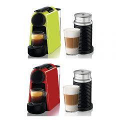Nespresso - D30 Essenza Mini 咖啡機 + Aeroccino3 黑色打奶器 (2款顏色) D30-SG-3954