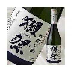 DAS12 Dassai - 48 winter junmai daiginjo sake