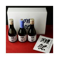 DASSET02 Dassai - Junmaidaiginjo 3 Bottle Set 180ml