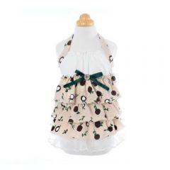 H.CHOUCHOU - 小蘋果塔裙