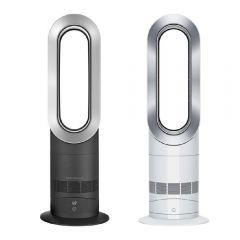 Dyson AM09 風扇暖風機 (銀白色/黑鋼色) DCH_AM09