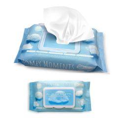 HOMEY MOMENTS - 人寵兩用濕紙巾 (80pcs) 15x20cm x6 包 / x24 包 (原箱優惠) DCHMCAPW4580C