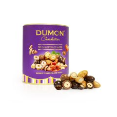 DUMON Chocolatier - Mixed Chocolate Nuts DD27T150