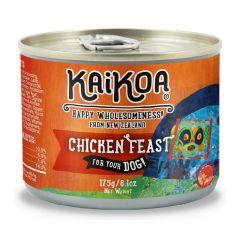 KAIKOA - 紐西蘭雞肉成犬罐頭 (無殻物配方) - 175g 【賞味期限:11/09/2021】