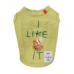 RADICA【Thermo °C-25】Keep Cool Anti-mosquito Dog Clothes - Green Bear Ice Cream (2 Size) DDR11187G-all