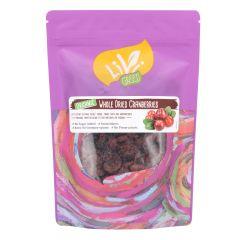 Livi Green - Organic Dried Cranberries DF0953