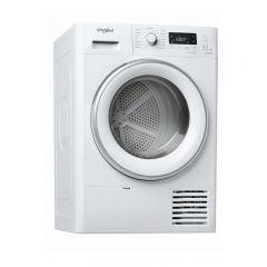 Whirlpool DFCX80116 Fresh Care Condenser Dryer 8kg C04706