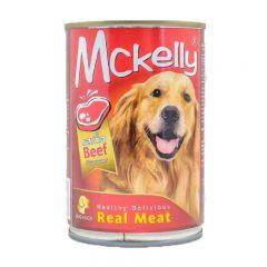Mckelly - 狗 濕糧 - 牛肉味 400g