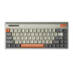Durgod - FUSION ORIGINAL 復古65% 無線機械鍵盤 (Cherry MX 紅軸 / 青軸 / 茶軸)