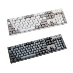 Durgod - Taurus K310 104鍵機械鍵盤 (灰白色 / 深灰色) (Cherry MX 紅軸 / 青軸 / 茶軸)