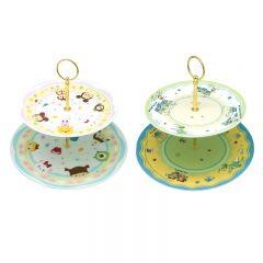 Disney - Ceramic Tea Set Stand (Toy Story/Tsum Tsum) Disney-CTSS-MO