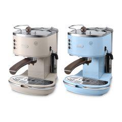 De'Longhi - 半自動咖啡機 ECOV311 (優雅白/ 海洋藍 / 橄欖綠) ECOV311_all