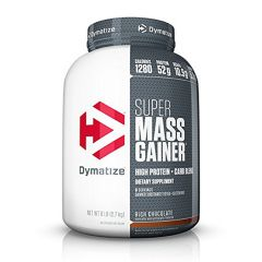 Dymatize Super Mass Gainer 6lbs (Rich Chocolate) DMTSMCMGPRCHO6LBS