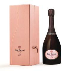 Dom Ruinart - Rosé Champagne 2007 (with gift box) 75cl x 1 btl DOMRUINART_ROSE07