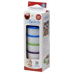 Dr Brown's - Snack & Dipping Cups 4's DR-765