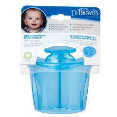 Dr Brown's - Milk Powder Dispenser (Blue) DR-AC039