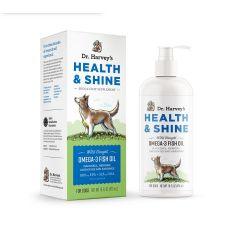 Dr Harvey's - Health & Shine Omega-3 魚油補充劑 (473ml)