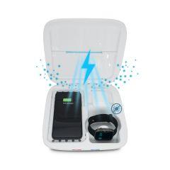 Mobilesteri - Pro Multi-Devices Charging Uv-C Sterilsing Station